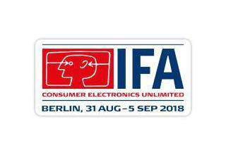 IFA 2018 歐洲最大消費性電子展