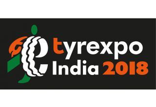 Tyrexpo India 2018 印度國際輪胎、鋁圈、暨相關產品展
