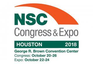 NSC 2018 第106屆美國最大工業防護展 (城市巡迴展)