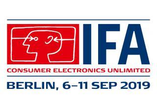 IFA 2019 歐洲最大消費性電子展