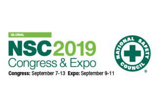 NSC 2019 第107屆美國最大工業防護展 (城市巡迴展)