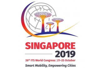 ITS Singapore 2019 第26屆新加坡世界智慧運輸大會